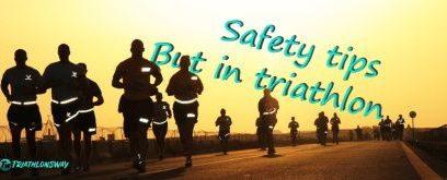 Triathlon Safety Tips
