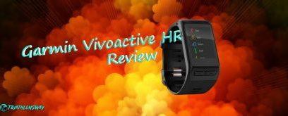 Garmin Vivoactive HR Review (2021)