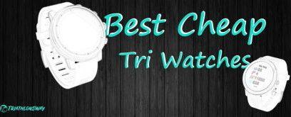Best Cheap Triathlon Watches (2021)